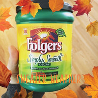 Folgers Ground Coffee Simply Smooth Decaf Medium uploaded by Jaclyn A.