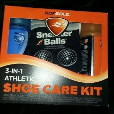 Photo of Sof Sole 3-In-1 Athletic Care Kit [] uploaded by A L.