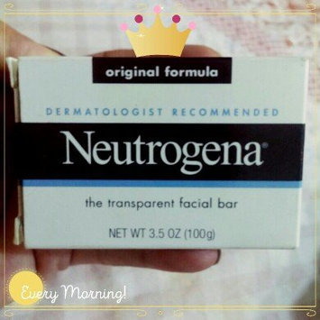 Photo of Neutrogena® Fragrance Free Facial Cleansing Bar uploaded by Roxana R.