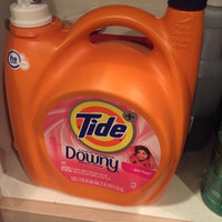 Tide Plus A Touch of Downy April Fresh High Efficiency Liquid Laundry uploaded by Melanie E.