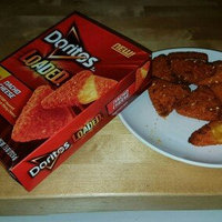 DORITOS® LOADED® Nacho Cheese Breaded Cheese Snacks uploaded by Michael P.