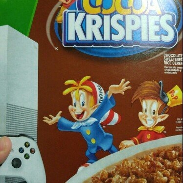 Kellogg's Rice Krispies Cereal uploaded by Amy H.