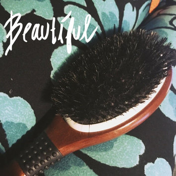 Photo of Conair Ceramic Wooden Boar Cushion Brush - Brown uploaded by Megan H.