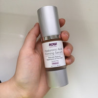 NOW Foods - Hyaluronic Acid Firming Serum - 1 oz. uploaded by Christine C.