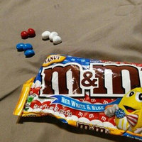 M & M's M&M'S Red, White and Blue Peanut Chocolate Candy 11.4-Ounce Bag [] uploaded by melissa l.