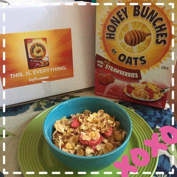 Photo of Post Foods, LLC HNY BNCH OAT STRWBRY 16.5OZ uploaded by Stephanie M.