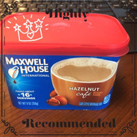 Maxwell House International Cafe Cafe-Style Beverage Mix, Suisse Mocha Cafe uploaded by Shanta D.