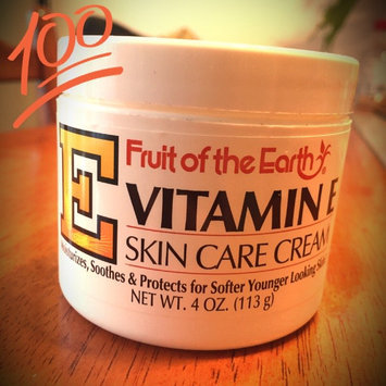 Photo of Fruit of the Earth Vitamin E Skin Care Cream uploaded by Georgiene I.