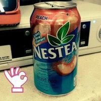 Nestea Peach Ice Tea 12 fl. oz. Can uploaded by michelle z.