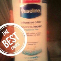Vaseline Intensive Care Repairing Moisture Lotion uploaded by Tiersly W.