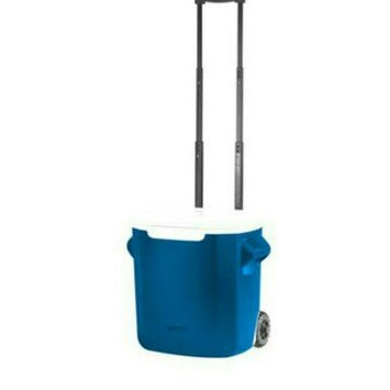 Photo of Coleman 16-Qt Personal Wheeled Cooler, Blue uploaded by Kaylie S.