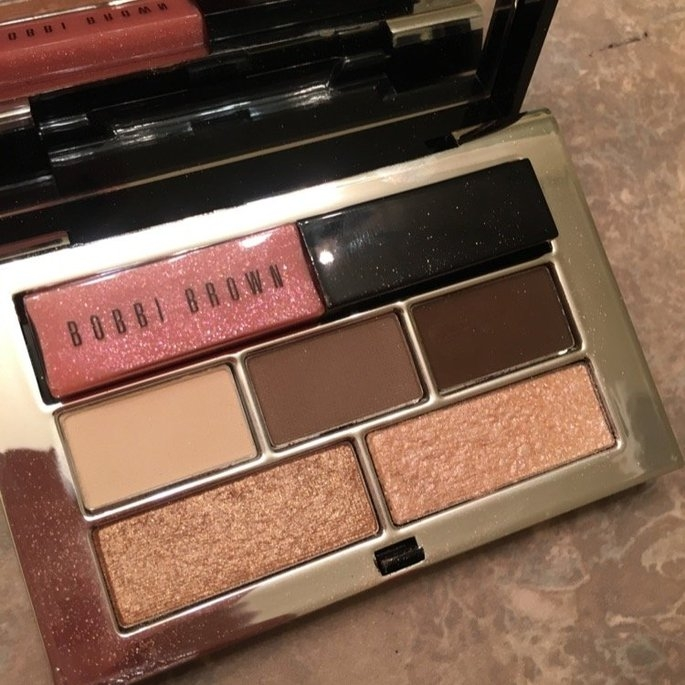 Bobbi Brown Bellini Mini Lip & Eye Palette uploaded by Megan  F.