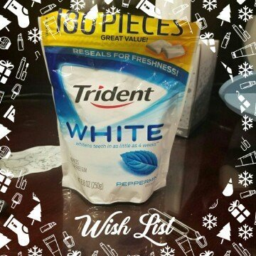 Trident White Peppermint uploaded by Natalie A.