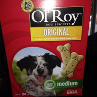 Ol' Roy Milk Flavored Biscuit Dog Treats, 26 oz uploaded by Nicole C.
