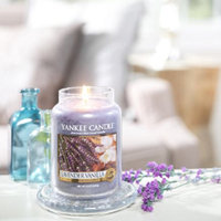 Yankee Candle 12 oz Perfect Pillar Candle - Lavender Vanilla uploaded by Desiree B.