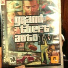 Photo of Sony Grand Theft Auto IV (PlayStation 3) uploaded by Trista K.