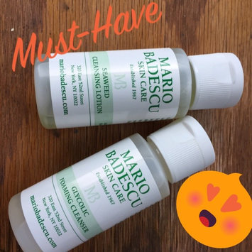 Photo of Mario Badescu Glycolic Foaming Cleanser uploaded by Louisa B.