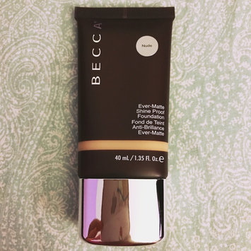 Photo of BECCA Matte Skin Shine Proof Foundation uploaded by Nancy T.
