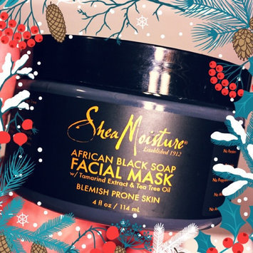 SheaMoisture African Black Soap Problem Skin Facial Mask uploaded by Nicole D.