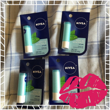 Photo of NIVEA Mint & Minerals Refreshing Lip Care uploaded by Cassie R.