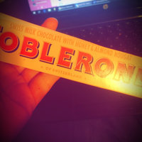 Toblerone Swiss Milk Chocolate uploaded by Anna S.