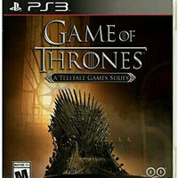 Telltale Games Game Of Thrones: A Telltale Game Series - Playstation 3 uploaded by Anny B.