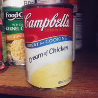 Campbell's Cream of Chicken Condensed Soup uploaded by Teran F.