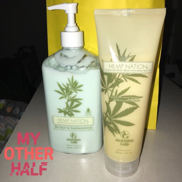 Photo of Australian Gold Hemp Nation Moisturizer 16 Fl.oz. uploaded by Jessica M.