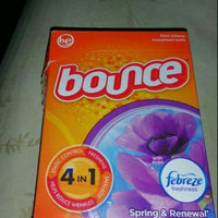 Bounce with Febreze Spring & Renewal Fabric Softener Sheets 90 ct Box uploaded by Mary M.