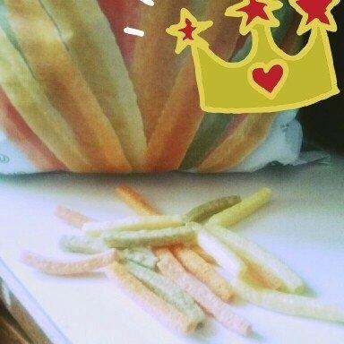 Sensible Portions Zesty Ranch Garden Veggie Straws, 5 oz, (Pack of 12) uploaded by Lourdes V.