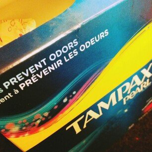 Photo of Tampax Pearl Regular uploaded by Peris M.
