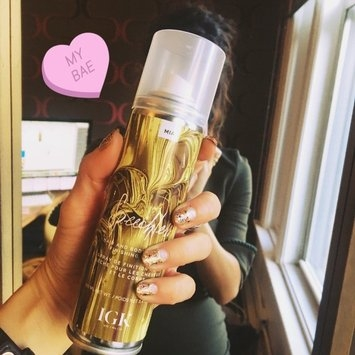 IGK Speechless Hair and Body Dry Oil Finishing Spray uploaded by Elizabeth S.