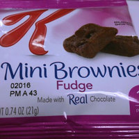 Special K® Kellogg Brownie Bites Calorie Pouch uploaded by Isis R.