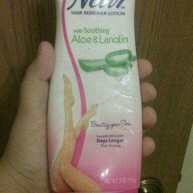 Nair Lotion uploaded by Selena M.