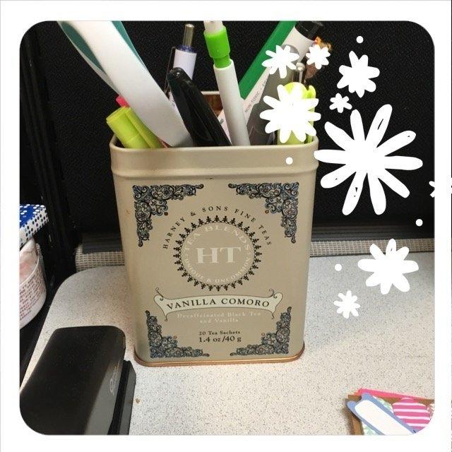 Harney & Sons Fine Teas Decaffeinated Black Tea Vanilla Comoro uploaded by Sarah C.
