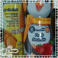 Gerber Graduates Puffs Sweet Potato uploaded by Klaudia P.