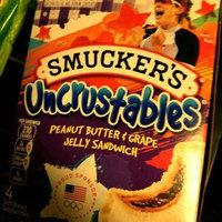 Smucker's Uncrustables Peanut Butter & Grape Jelly Sandwich - 4 CT uploaded by esmeralda p.