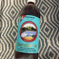 Maximum Living MineralRich Plus Aloe, 32 fluid ounces uploaded by Sonia B.