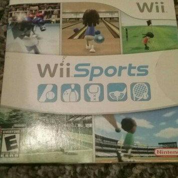 Nintendo Wii Sports uploaded by Tabatha R.