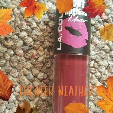 L.A. Colors Pout Lipgloss Matte uploaded by Faith D.