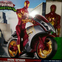 Marvel Ultimate Spider-Man vs. The Sinister Six: Titan Hero Series Iron Spider with Repulsor Cycle uploaded by Eliana O.
