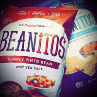Beanitos Restaurant Style White Bean Chips with Sea Salt uploaded by Vanessa G.