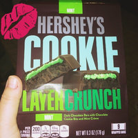 Hershey's Mint Cookie Layer Crunch Chocolate Bars 6.3 oz. Bag uploaded by Tracy K.