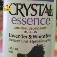 Crystal essence Deodorant Roll-On uploaded by Lauren H.
