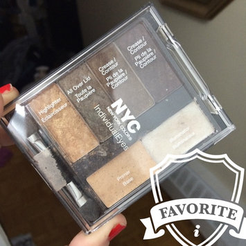 Photo of NYC Compact Palette, Smokey Blues for Blue Eyes, 1 set uploaded by Jennifer G.