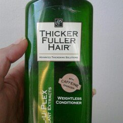 Photo of Thicker Fuller Hair Weightless Conditioner, 12 fl oz uploaded by Jessica T.