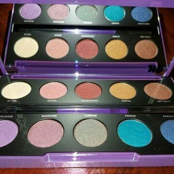Urban Decay Afterdark Eyeshadow Palette uploaded by Ashton R.