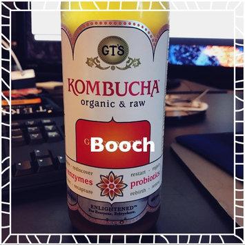Photo of GT's Raw Organic Kombucha Gingerade uploaded by Anya R.