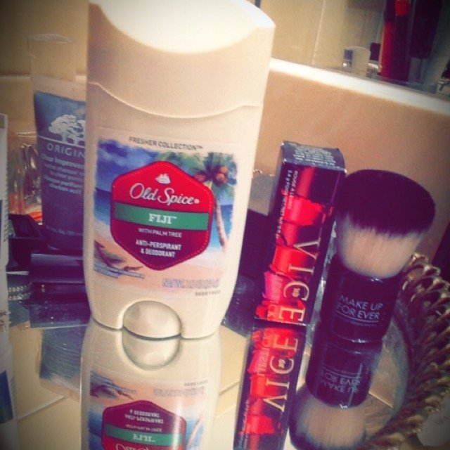 Old Spice Fresher Collection Men's Deodorant and Antiperspirant uploaded by Erin S.
