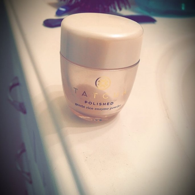 Tatcha Polished Gentle Rice Enzyme Powder uploaded by Mai X.